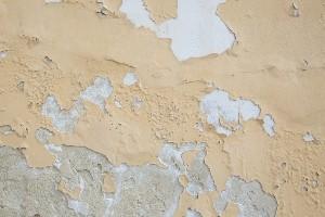 Blistering Paint